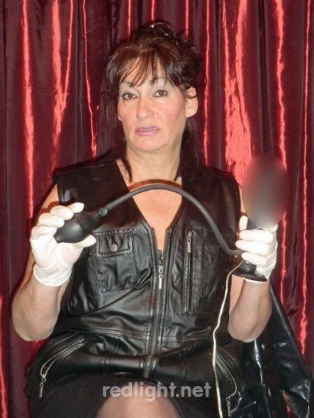 Tina - Bizarr in Halle (Saale)