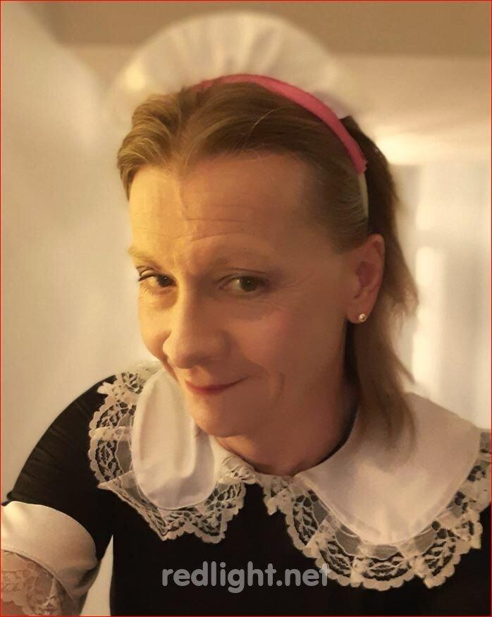 Chrisissy - Transexual sissy maid in Washington D. C.