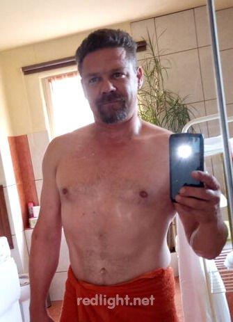Tommy (44) - Ausdauernder Frauenliebhaber in Altenburg