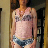 Michelle - Extrem devote Trans-Nu**e